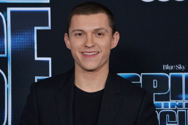 Tom Holland said on Jimmy Kimmel Live that it would have been a shame if Spider-Man was taken out of the Marvel cinematic universe. Photo by Jim Ruymen/UPI