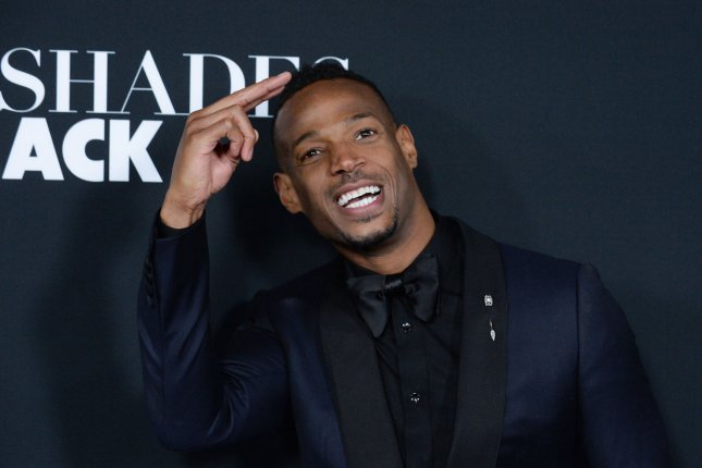 Naked co-star Marlon Wayans is seen at the premiere of the motion picture comedy Fifty Shades of Black in Los Angeles on January 26, 2016. File Photo by Jim Ruymen/UPI