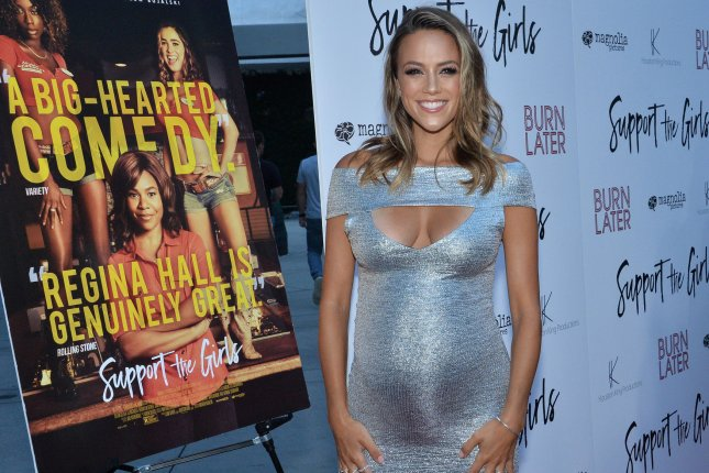 Jana Kramer attends the Los Angeles premiere of Support the Girls on Wednesday. Photo by Jim Ruymen/UPI