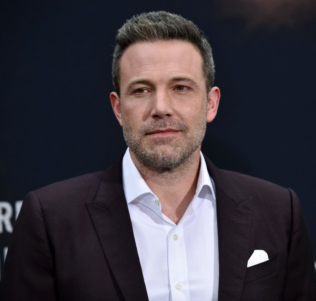 Ben Affleck can once again be seen as Batman in the new trailer for Zack Snyder's Justice League. File Photo by Chris Chew/UPI