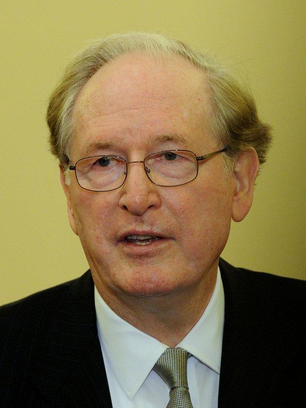 Jay Rockefeller in Washington July 20, 2011. UPI/Roger L. Wollenberg