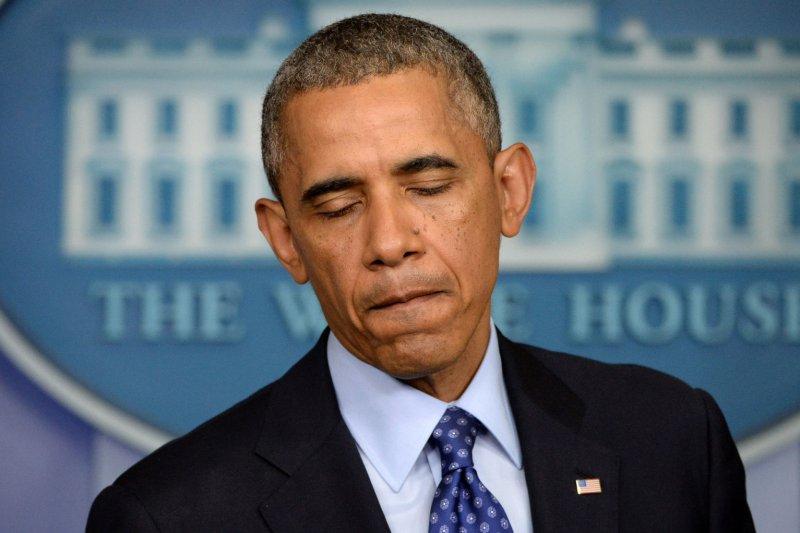 U.S. President Barack Obama. UPI/Pat Benic