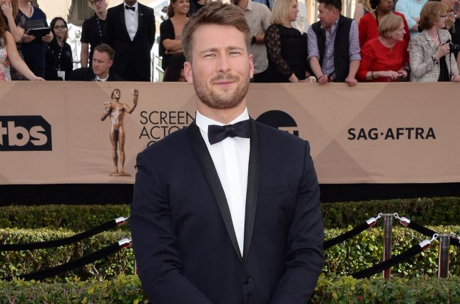 Glen Powell will potentially star alongside Tom Cruise in the upcoming planned sequel to Top Gun. File Photo by Jim Ruymen/UPI