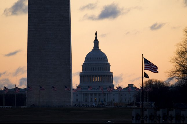 The federal government will begin the process of reopening Monday after it was closed for more than a month due to an impasse between Congress and President Donald Trump. Photo by Kevin Dietsch/UPI