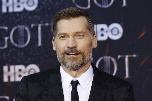 Nikolaj Coster-Waldau co-wrote and stars in Against the Ice, a film set for release this year on Netflix. File Photo by John Angelillo/UPI