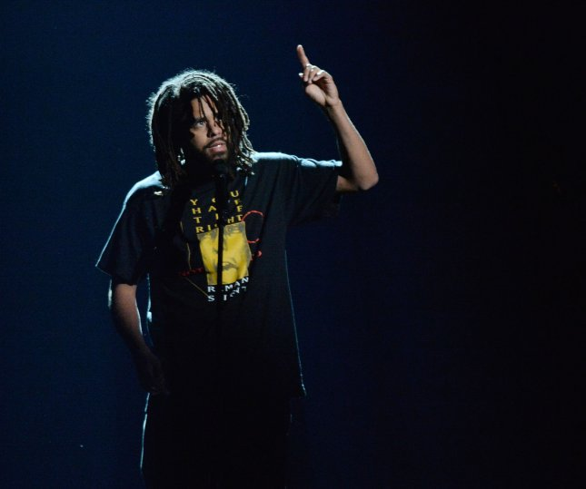 J. Cole's The Off-Season is No. 1 on the Billboard 200 chart this weekend. File Photo by Jim Ruymen/UPI