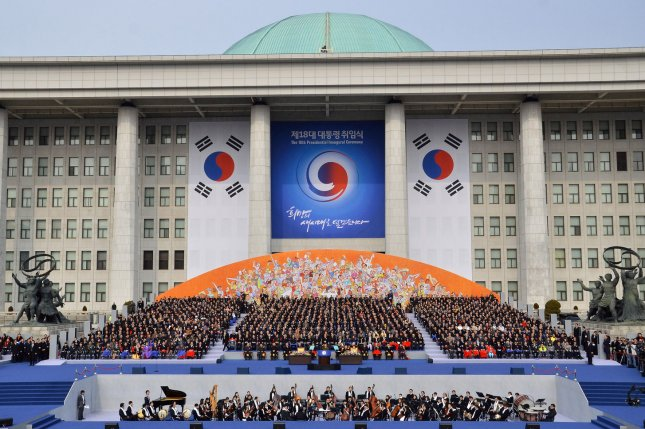 South Korea's parliament will be closed for two days after coronavirus infections were reported among lawmakers and their staff. File Photo by Keizo Mori/UPI