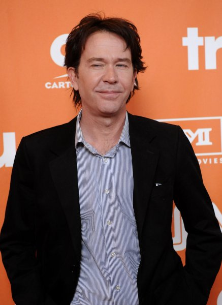 Actor Timothy Hutton, who stars in Leverage, arrives at the Turner Broadcasting Television Critics Association party in Beverly Hills, California on July 11, 2008. (UPI Photo/Jim Ruymen)