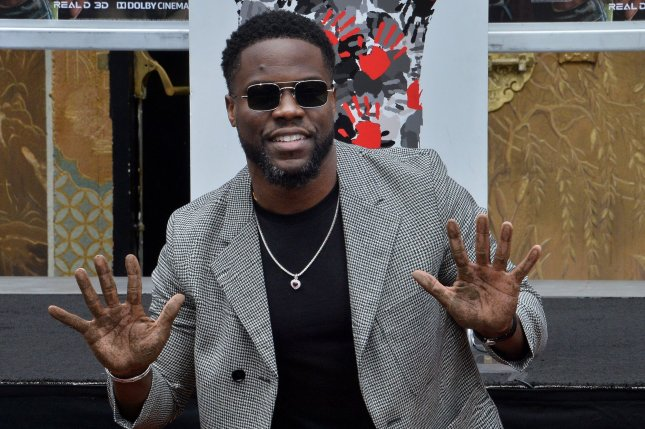 Kevin Hart is returning for a second season of the Quibi comedy, Die Hart. File Photo by Jim Ruymen/UPI