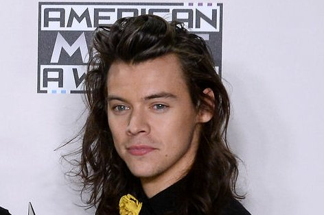 Harry Styles at the American Music Awards on November 22, 2015. The singer has reportedly signed a solo contract. File Photo by Jim Ruymen/UPI