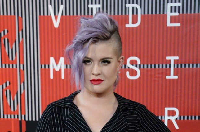 Kelly Osbourne arrives on the red carpet for the 32nd annual MTV Video Music Awards on August 30, 2015. Osbourne is being sued by Michelle Pugh, her father's mistress. File Photo by Jim Ruymen/UPI
