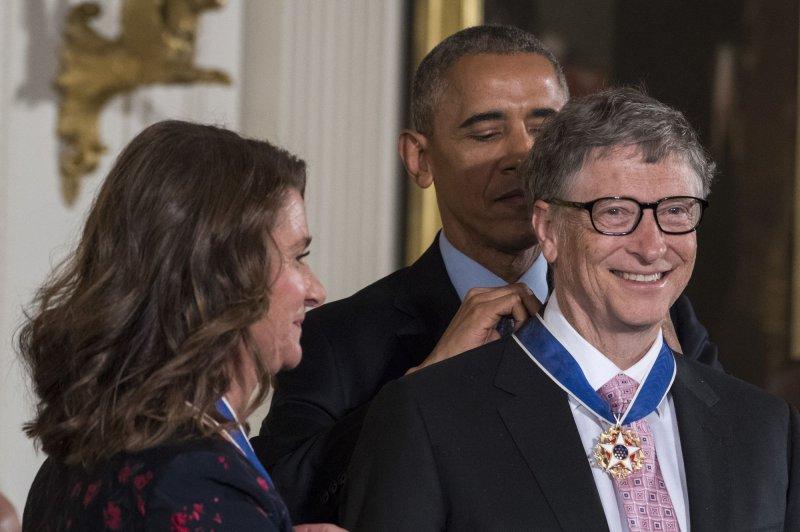 Bill Gates Obama