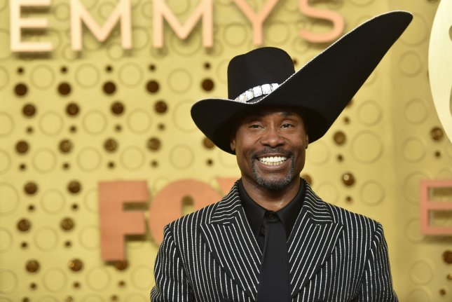 Billy Porter is set to guest star on The Twilight Zone this year.File Photo by Christine Chew/UPI