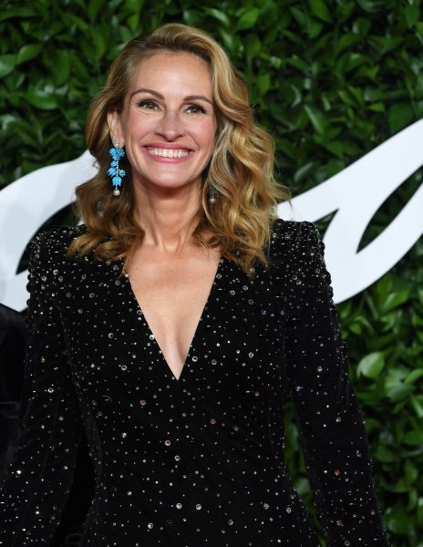 Julia Roberts celebrated her 19th wedding anniversary with Danny Moder this weekend. File Photo by Rune Hellestad/UPI