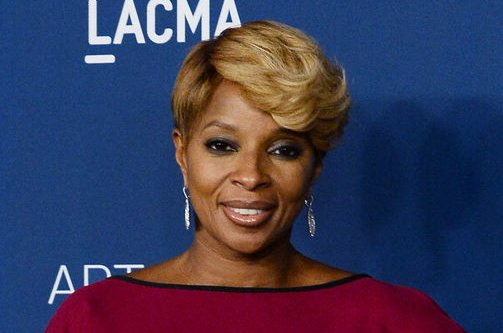 Mary J. Blige's new album, The London Sessions, features British artists such as Sam Smith, Disclosure and Emeli Sandé. UPI/Jim Ruymen
