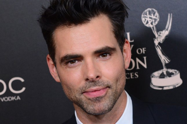 Actor Jason Thompson arrives for the The National Academy of Television Arts & Science's 40th annual Daytime Emmy Awards in Beverly Hills on June 16, 2013. File Photo by Jim Ruymen/UPI