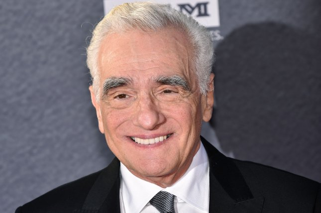 Director Martin Scorsese will receive the Kirk Douglas Award for Excellence in Film at the Santa Barbara International Film Festival. File Photo by Chris Chew/UPI