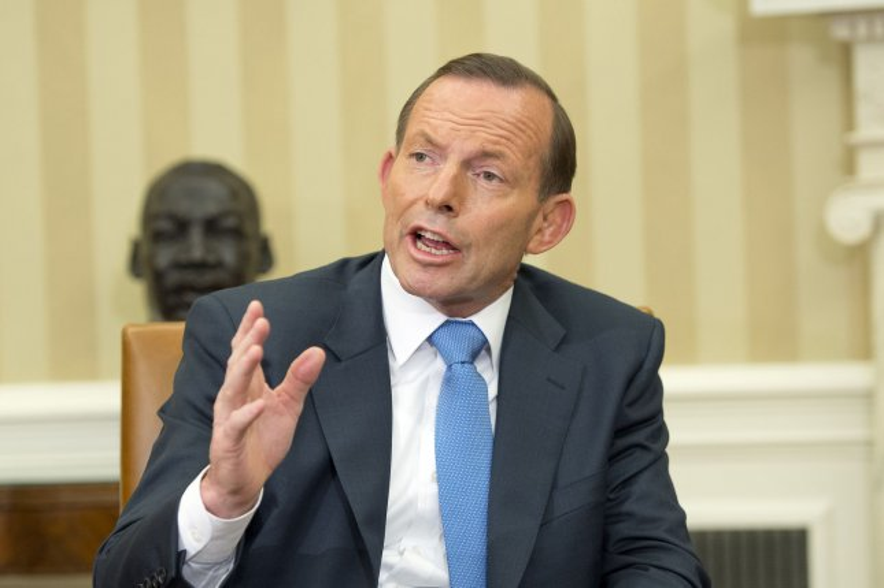 Australia PM Tony Abbott under fire for knighting Prince Philip