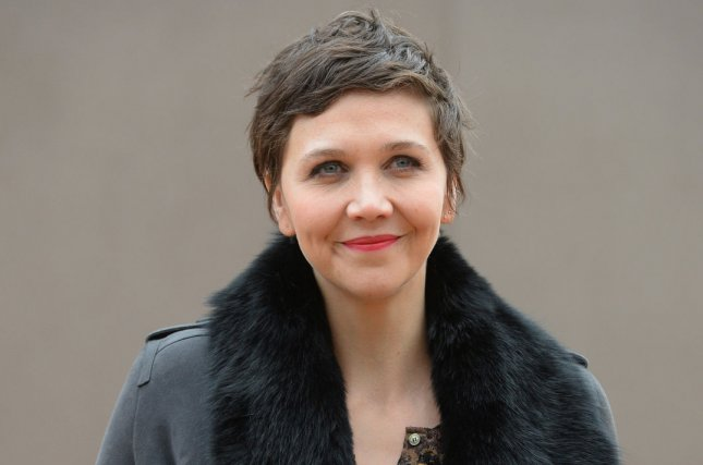 Maggie Gyllenhaal said she finds sex scenes in film 'so interesting.' File photo by Paul Treadway/UPI