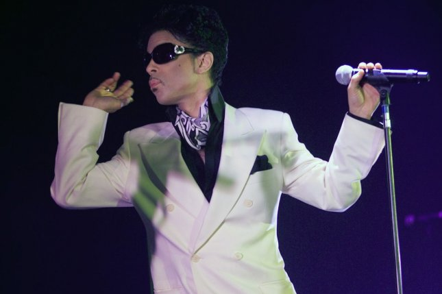 Prince performs at Macy's in Minneapolis on July 7, 2007. File photo by Michael Blomquist/UPI