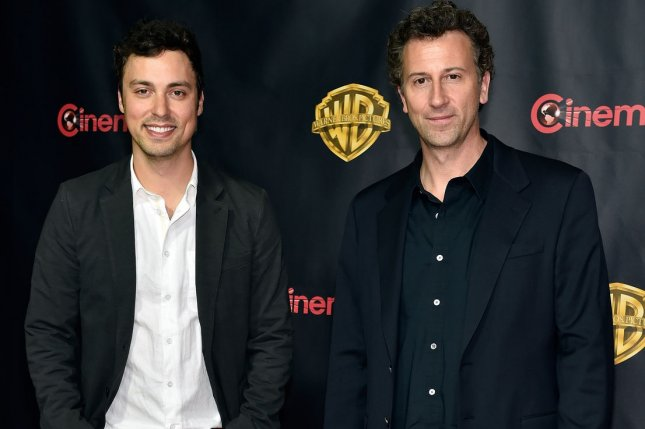 Writer/directors John Francis Daley (L) and Jonathan M. Goldstein (R) are in talks to direct the upcoming Flash standalone film starring Ezra Miller. File Photo by David Becker/UPI