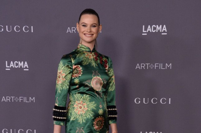 Model Behati Prinsloo shared a cute family photo on Instagram over Thanksgiving weekend. File Photo by Jim Ruymen/UPI