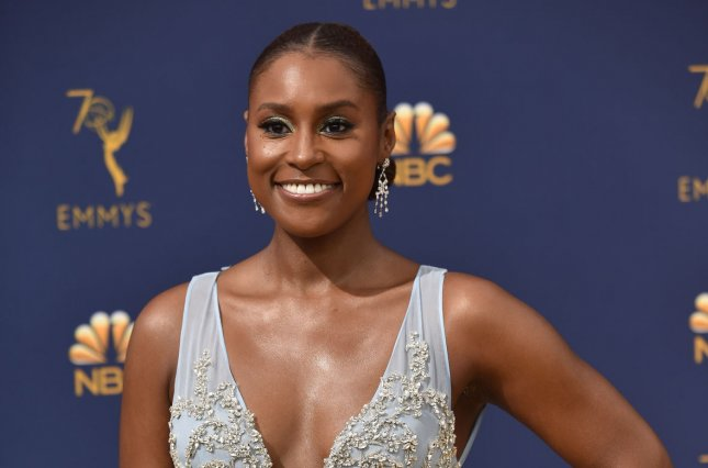 Issa Rae will have a starring role in the new movie The Photograph. File Photo by Christine Chew/UPI
