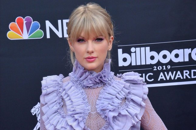 Taylor Swift said that her music video for ME! has more easter eggs for fans to find. Photo by Jim Ruymen/UPI