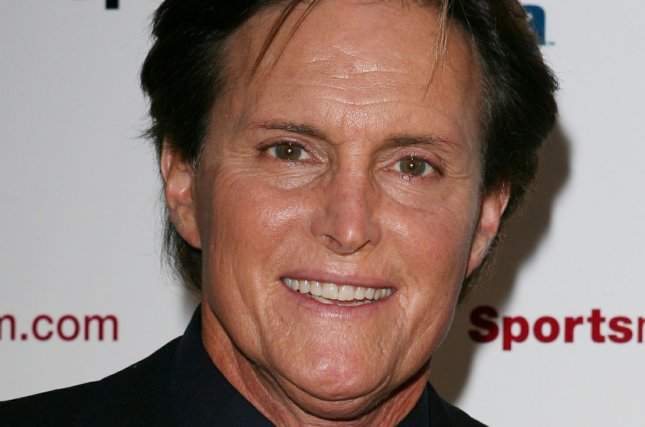 1976 Olympic gold medalist and television personality Bruce Jenner said in an interview with ABC News' Diane Sawyer that he identifies with the female gender, Friday, April 24, 2015. File photo: UPI/John Angelillo