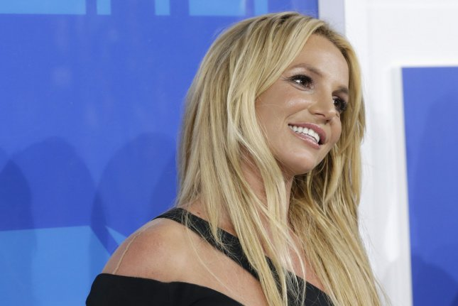 Britney Spears at the MTV Video Music Awards on August 28, 2016. File Photo by John Angelillo/UPI