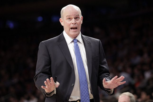 Former Charlotte Bobcats head coach Steve Clifford. File photo by John Angelillo/UPI