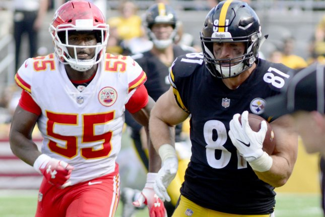 Drama On Offense Lackluster D Haunts Steelers Early Upi Com