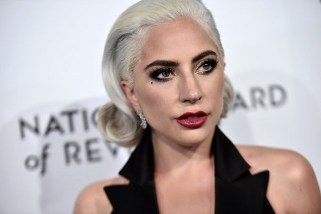 Lady Gaga paid tribute to her dying horse Arabella on social media. File Photo by Steve Ferdman/UPI