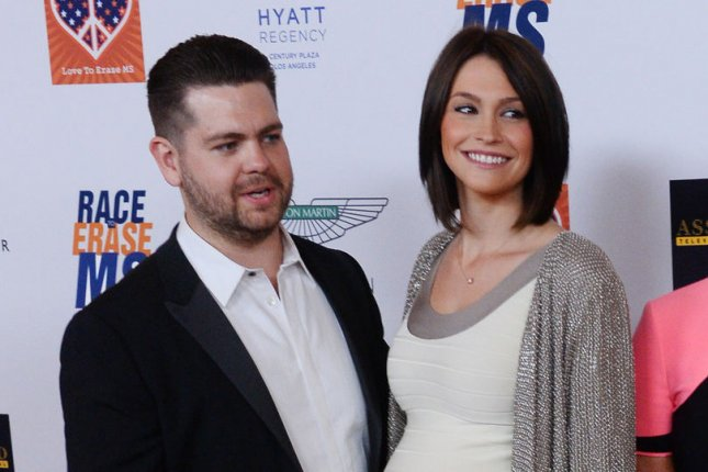 Jack Osbourne (L) and Lisa Stelly have legally ended their marriage. File Photo by Jim Ruymen/UPI