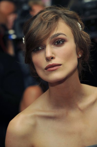 Keira Knightley (UPI Photo/Christine Chew)
