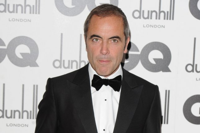 James Nesbitt attends the GQ Men of the Year Awards in London on September 7, 2010. File Photo by Rune Hellestad/UPI
