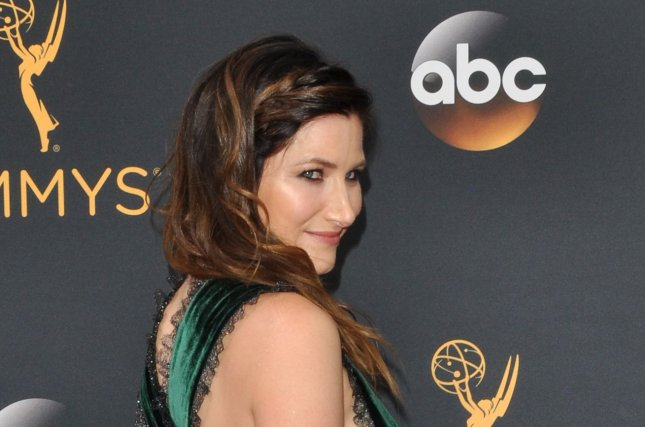 I Love Dick actress Kathryn Hahn arrives for the 68th annual Primetime Emmy Awards in Los Angeles on September 18, 2016. File Photo by Christine Chew/UPI