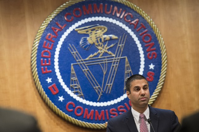 The Commerce Department on Monday sent a petition for rulemaking to the FCC asking the agency to reinterpret Section 230 of the 1996 Communications Decency Act. File Photo by Kevin Dietsch/UPI