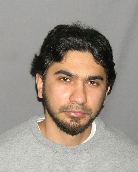 Faisal Shahzad, seen in this undated photo released by the U.S. Marshal's Service, has been indicted on 10 terrorism related charges by a federal grand jury in connection to the May 1 attempted car bombing in New York's Times Square the U.S. Justice Department announced on June 17, 2010. UPI/U.S. Marshal's Service/HO