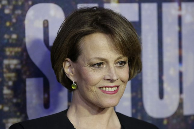Sigourney Weaver arrives on the red carpet at the SNL 40th Anniversary Special at 30 Rockefeller Plaza in New York City on February 15, 2015. Weaver will next appear in the female-led 'Ghostbusters' re-boot due out in 2016. File Photo by John Angelillo/UPI