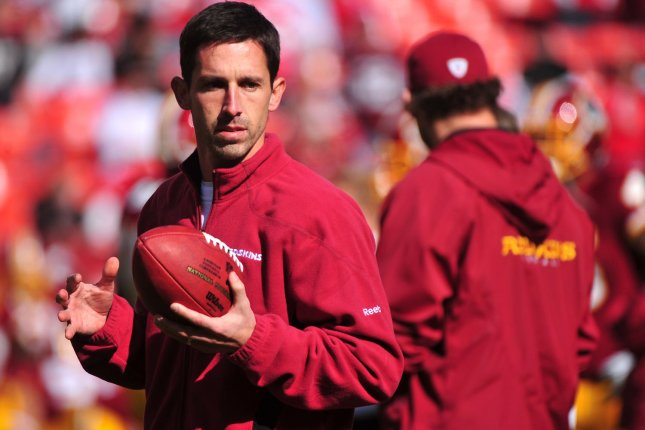 The Falcons have jokes about Kyle Shanahan losing the playbook