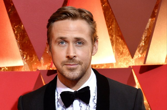 Ryan Gosling attends the Academy Awards on Sunday. The actor took elder sibling Mandi Gosling to the ceremony. Photo by Jim Ruymen/UPI