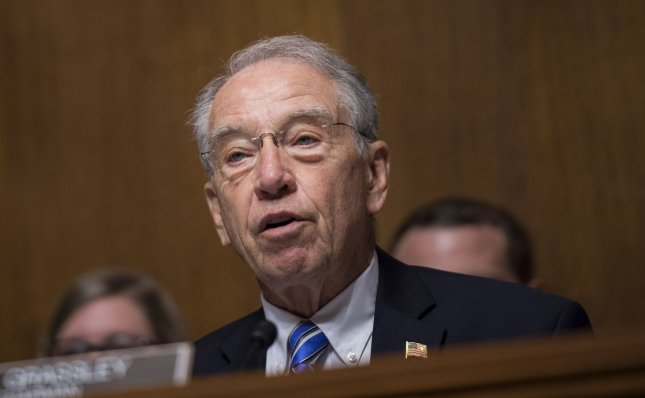 Sessions and Grassley square off on criminal justice reform