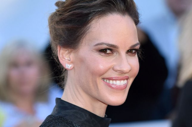 Actress Hilary Swank is set to star in the Netflix series, Away. File Photo by Christine Chew/UPI