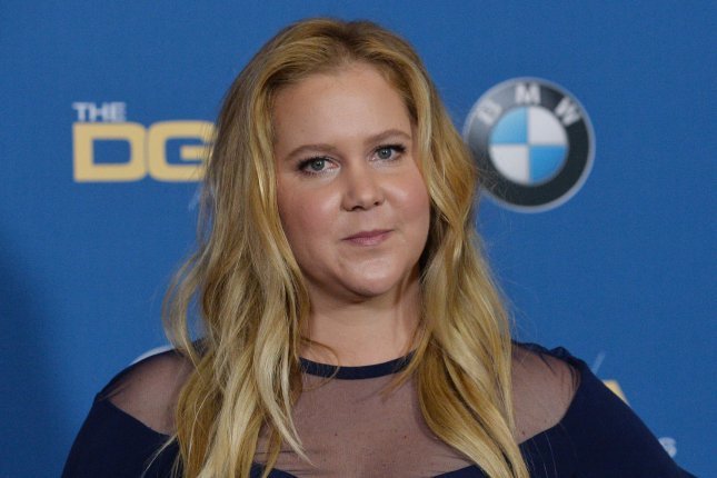 Amy Schumer discussed I Feel Pretty on Thursday's episode of The Ellen DeGeneres Show. File Photo by Jim Ruymen/UPI