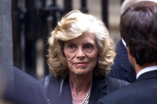 On Aug. 11, 2009, Eunice Kennedy Shriver, younger sister of President John Kennedy, died in a Cape Cod, Mass., hospital. She was 88. File Photo by Doug Mills/UPI