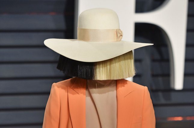 Sia co-wrote and directed the film Music. File Photo by Christine Chew/UPI