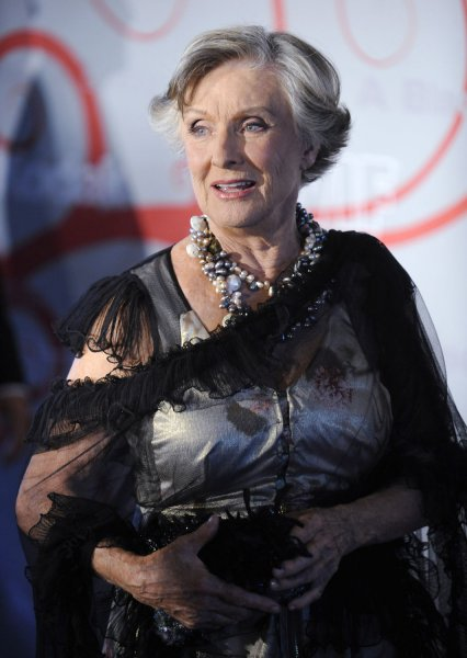 Actress Cloris Leachman attends the 2008 Crystal + Lucy Awards gala in Beverly Hills, California on June 17, 2008. (UPI Photo/ Phil McCarten)