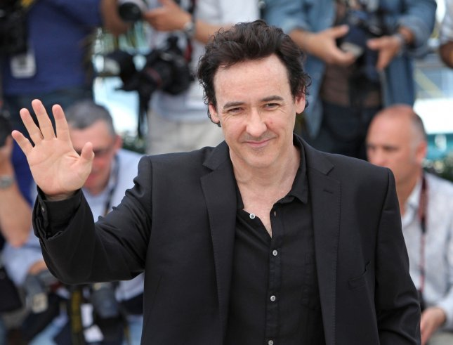John Cusack arrives at a photocall for the film The Paperboy during the 65th annual Cannes International Film Festival in Cannes, France on May 24, 2012. UPI/David Silpa
