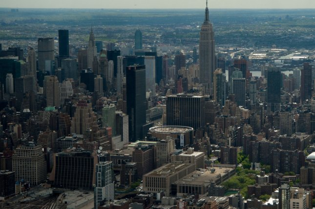 It's not your imagination: the rich in Manhattan really are richer, and the poor are poorer. UPI/NASA/Robert Markowitz